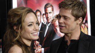 Ruptura. Angelina y Brad