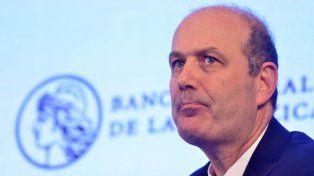 Metas. Sturzenegger dijo que difundirán un régimen de objetivos de inflación.