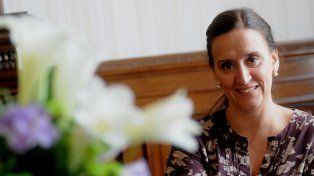 El acto fue presidido por la vicepresidenta Gabriela Michetti.