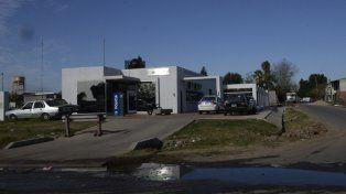 Ludueña. El hecho ocurrió el lunes en la comisaría 12ª de Solís y Casilda.