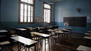 La decisión de los gremios docentes volverá dejar las aulas vacías en Santa Fe.
