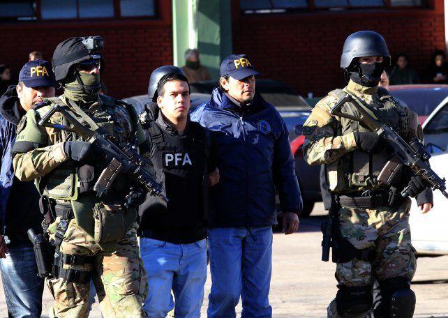 Monchi Cantero fue procesado hoy por la jueza Alejandra Rodenas