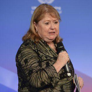 La canciller argentina, Susana Malcorra, se sumó a la polémica sobre la relación con Londres por Malvinas.