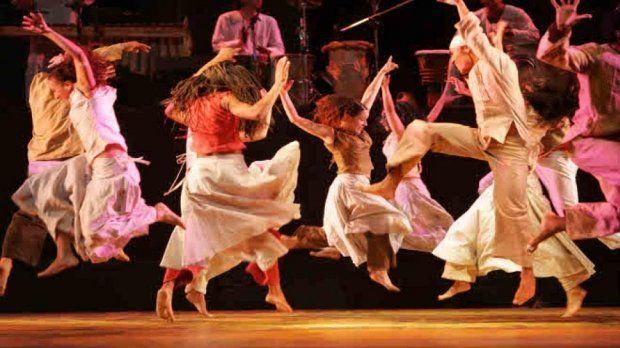 Cuatro días de danza en La Comedia