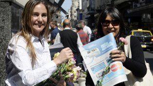 Flores y sonrisas con La Capital en la primavera