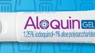 Demencial. El tubo de Aloquin cuyo precio fue aumentado por Novum Pharma un 3.900 % en 15 meses.