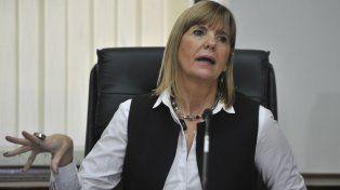 Rodenas firmó ayer la resolución de procesamiento de Machuca y Salomón