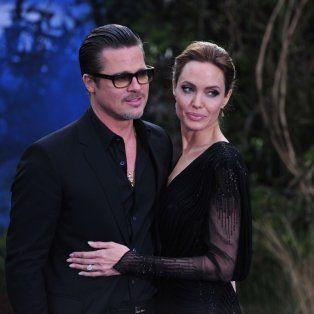 La pareja más glamorosa de Holywood terminó con divorcio y escándalo.