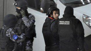 Preso. Machuca fue detenido el pasado mes de junio en Buenos Aires y luego indagado en los Tribunales provinciales.