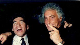 Otros. Diego y Guillote hace algunos años.