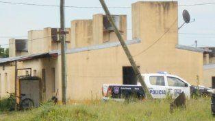 El sangriento crimen tuvo lugar en el barrio San Jorge de Florencio Varela.