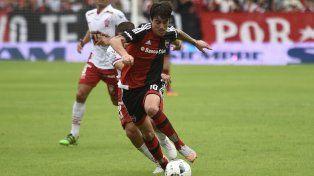 Newells necesita del fútbol que puede generar Mauro Formica.