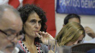 Norma López es la jefa de bloque del FPV-PJ en el Concejo Municipal de Rosario.