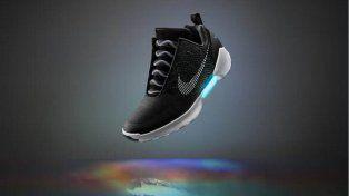 La ficción se hizo realidad: saldrán a la venta las zapatillas de Volver al Futuro