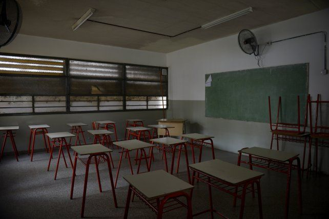 Las aulas volverán a estar vacías por los reclamos docentes.
