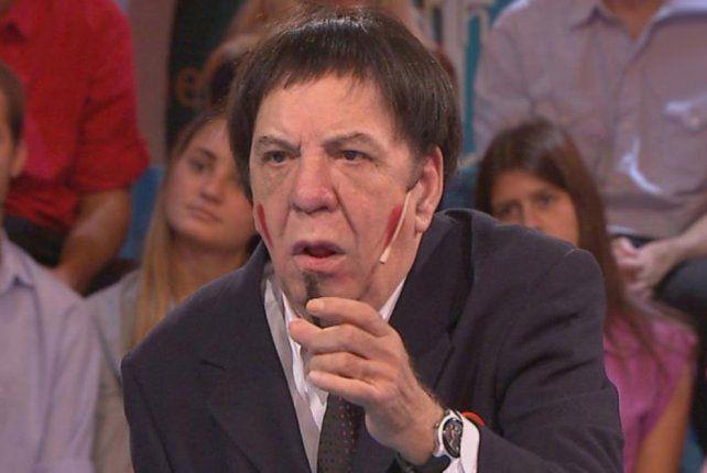 El humorista Jorge Corona tuvo un infarto y está internado desde el martes por la noche
