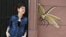 Nadia Fink, la autora de biografías pensadas para las infancias.