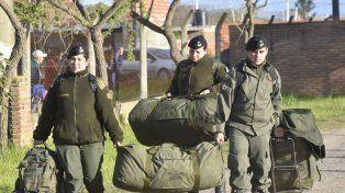 En grupo. En los hostels aseguran que los integrantes de la fuerza valoran esa modalidad de alojamiento.