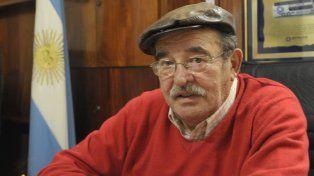 El Gordo. González es un actor principal de la política en Villa Gobernador Gálvez del último cuarto de siglo.