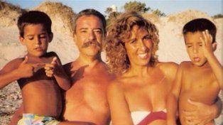 Familia Destrozada. Miguel Lecuna