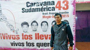 Es un orgullo ser un campesino egresado de Ayotzinapa