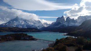 Majestuoso. El paisaje del Parque Nacional Torres del Paine, en la Patagonia chilena, cautiva y enamora al visitante ,y baja los niveles de ansiedad para poder admirar tanta belleza y disfrutar de la paz..