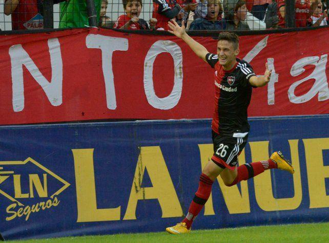 Con un triplete de Fértoli, la reserva de Newells goleó a Atlético Tucumán