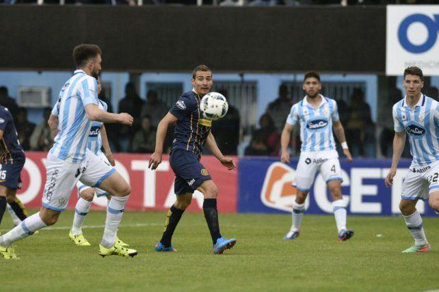 Marco Ruben lleva 569 minutos sin anotar en el torneo local.