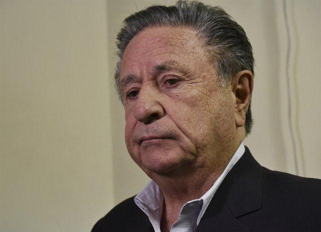 Duhalde opinó que el país sigue teniendo el riesgo de caer en una crisis como la de 2001