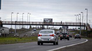 El enlace a Córdoba viene sufriendo un progresivo aumento del tránsito que obliga a avanzar en la obra del tercer carril.