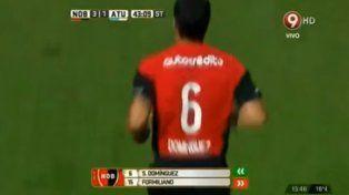 Domínguez no se merece lo que pasó