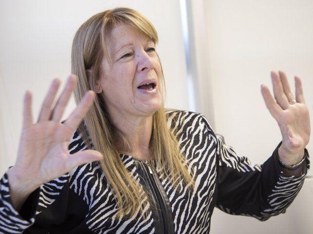 Stolbizer dijo que está convencida de que el país está mejor desde que gobierna Macri