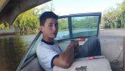 El pedido de la familia mientras continúa la búsqueda del joven que cruzaba a la isla