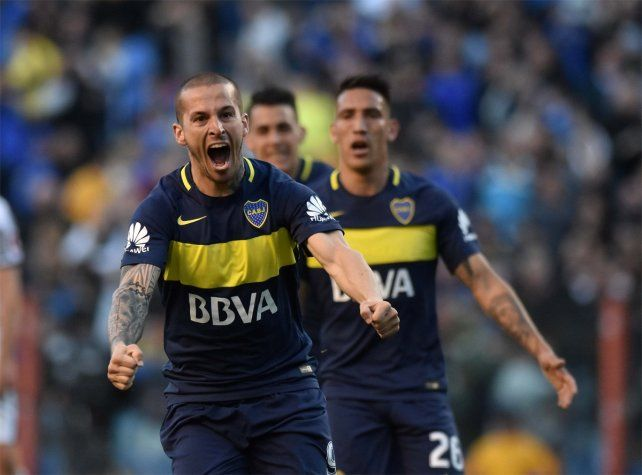 En la gran tarde de Benedetto, Boca aplastó a Quilmes en La Bombonera