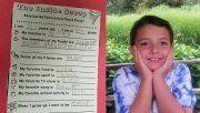 La conmovedora reacción del padre de un chico autista tras encontrar una triste sorpresa