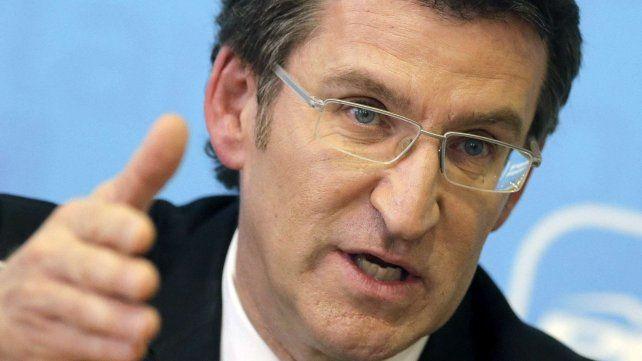Alberto Núñez Feijóo firmó su tercera mayoría absoluta consecutiva en Galicia.