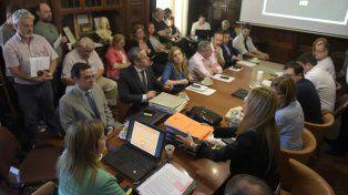 presentación. El Ejecutivo pidió hasta el 30 de octubre para enviar el proyecto.