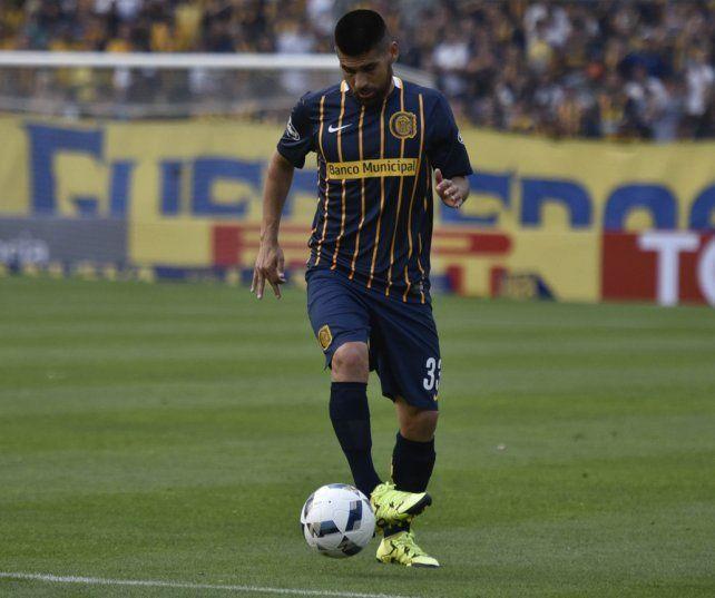 Observado. Villagra será evaluado en la semana. El defensor arrastra una molestia en la cadera.