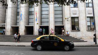 Tribunales provinciales de Rosario.