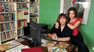 Nora Bonis. La viuda del director de Humor
