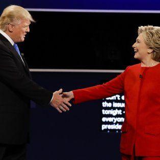 ¿quien gano el debate? encuestas y opiniones de diez analistas internacionales