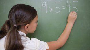 Dos universidades estadounidenses realizaron un intensivo trabajo sobre las dificultades para aprender matemáticas.