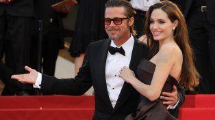 Las épocas felices de Brad Pit y Angelina Jolie quedaron en los archivos.