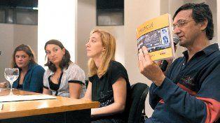 La comunidad educativa de la escuela Pablo Pizzurno de Melincué mantienen vivo el recuerdo de Yves y Cristina.