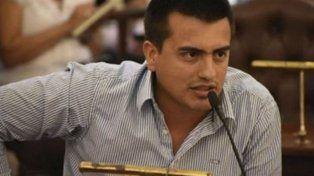 David Cáceres trató de justificarse acerca de sus dichos sobre el presidente.