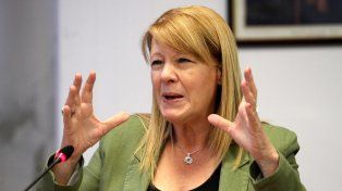 La diputada nacionalMargarita Stolbizer salió al cruce de las declaraciones de Carrió.