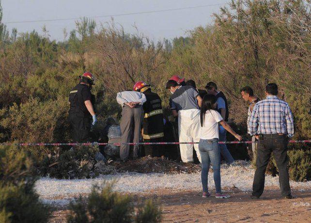 El lunes fue hallada muerta de dos balazos Janet Zapata