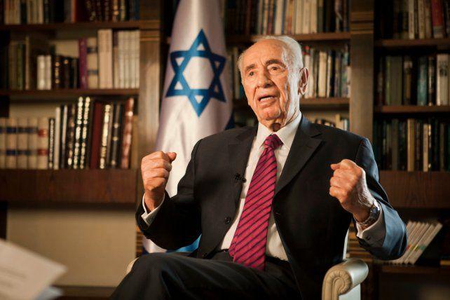 Peres fue protagonista de la mayoría de los eventos importantes en la historia de Israel