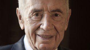 Peres recibió el Nobel de la paz.