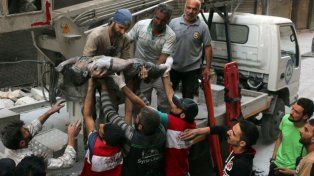 Aleppo, la ciudad que vive devastada por las bombas